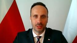 Janusz Kowalski: Kara dla Gazpromu pokazuje, jak bardzo zmieniła się polityka wobec Rosji  - miniaturka