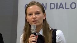 Jest i ona! Kozłowska 'alarmuje' w sprawie wypowiedzi Kornela Morawieckiego - miniaturka