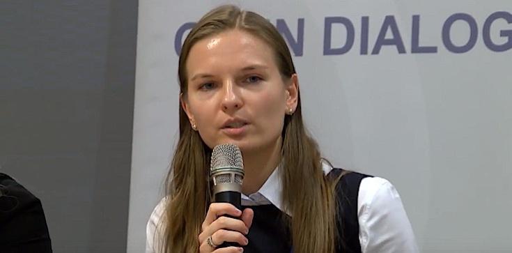 Kozłowska ,,w obronie sędziów'', na wojnie z PiS. Urządza debatę w PE - zdjęcie