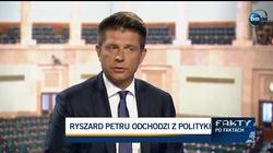 Ryszard Petru: Oddawałem Nowoczesną na poziomie 9 procent - miniaturka