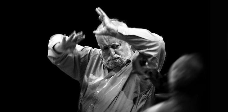 Krzysztof Penderecki zmarł rok temu. Do dziś nie został pochowany - zdjęcie