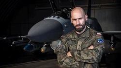 Kpt. Krzysztof Nanuś dla Frondy: Polskie F-16 czuwają nad bezpieczeństwem państw bałtyckich - miniaturka