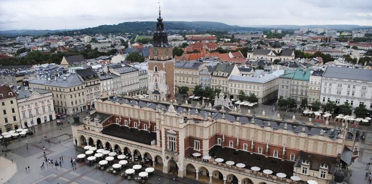 Dr Jerzy Bukowski: Chuligańskie wybryki w centrum Krakowa - zdjęcie