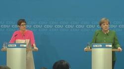 Szefowa CDU: Nord Streamu nie lubię, ale go zbuduję - miniaturka