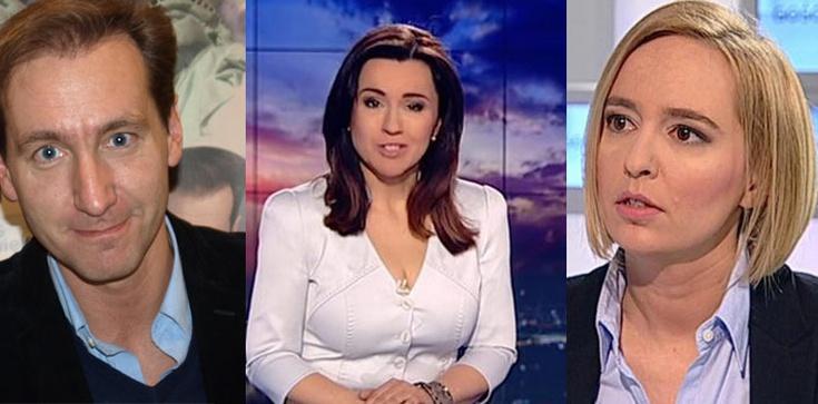Zmiany w mediach odnoszą sukces! TVP Info dystansuje TVN24! Ludzie już nie chcieli oglądać Kraśki, Tadli i Lewickiej? - zdjęcie