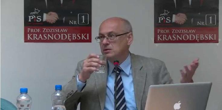 Zdzisław Krasnodębski dla Frondy: Prezydent i premier - będzie dobra współpraca - zdjęcie