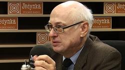 Prof. Krasnodębski: Kwestia praworządności nie została rozstrzygnięta   - miniaturka