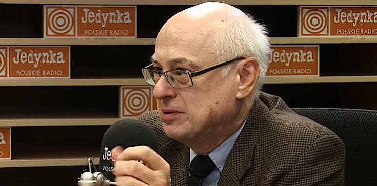 Prof. Krasnodębski: Kwestia praworządności nie została rozstrzygnięta   - zdjęcie