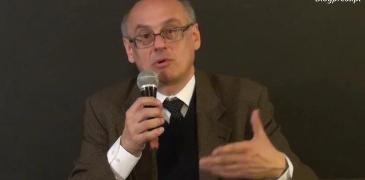 Zdzisław Krasnodębski: konieczne jest uwzględnienie roli czynników wewnętrznych w konflikcie w Strefie Gazy  - zdjęcie
