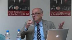 Krasnodębski: KE chce, by Polska istniała tylko teoretycznie. Nie godzimy się na to. - miniaturka