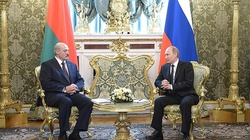 Łukaszenka do Putina: Ukraina to ,,nasza południowa republika'' - miniaturka