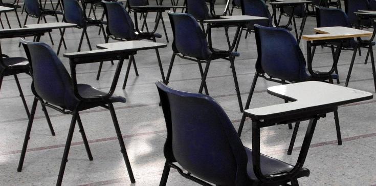 Informację o bombie w szkole wysłał ,,przeciwnik rządu'' - zdjęcie