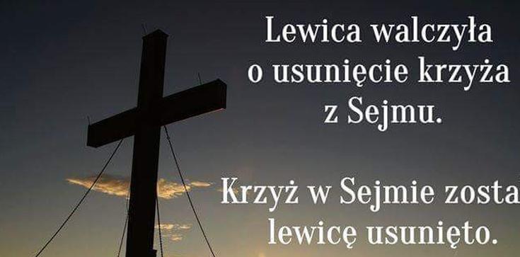 Kto krzyżem wojuje, ten... - zdjęcie