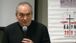 Ks. Stanisław Małkowski: Pierwszym świętym został łotr, który umierał z Panem Jezusem. My też jesteśmy powołani do światłości! - miniaturka