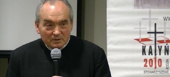 ks. Stanisław Małkowski dla Frondy: Uczestnicy 'czarnego protestu' powinni być karani prawnie