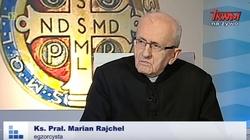 Lekceważyć czy zwalczać diabła? Wyjaśnia egzorcysta ks. Marian Rajchel - miniaturka
