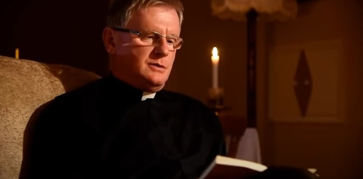Ks. Piotr Glas o nawróceniu kapłanów - Wstrząsające orędzie Jezusa Chrystusa - zdjęcie