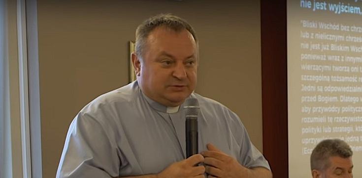 Ks. prof. Cisło: Jeśli nic nie zrobimy, Irak pozostanie bez chrześcijan  - zdjęcie