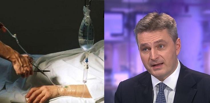 Wstyd! Wielka Brytania. Poseł polskiego pochodzenia chce legalizacji eutanazji - zdjęcie