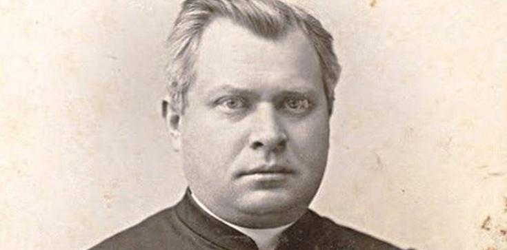 Ksiądz narodowiec, który ratował Żydów podczas II WŚ - zdjęcie