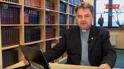 Ks.prof. Paweł Bortkiewicz: Co oznacza upadek na posadzkę i wylanie Ducha Świętego? Byłbym tu ostrożny - miniaturka