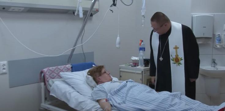 Wiara pomaga i uskrzydla. Obecność księdza jest bardzo potrzebna w chorobie - zdjęcie