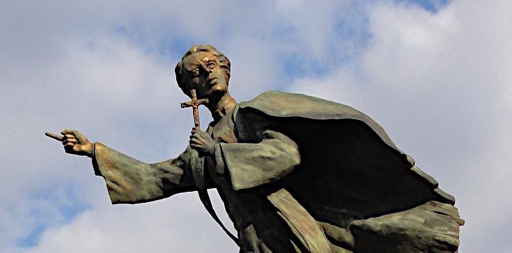 Bohaterowie Bitwy Warszawskiej. Ks. Ignacy Skorupka - zdjęcie
