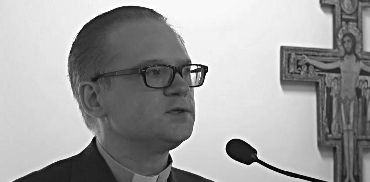 Ks. Marek Łuczak nie żyje - zdjęcie