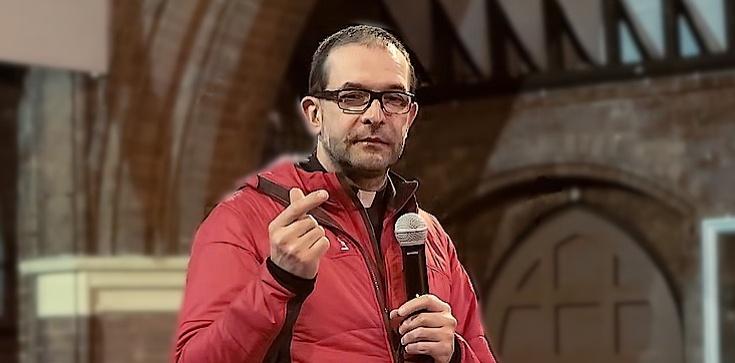 Ks. Jacek Stryczek rezygnuje z prezesowania ,,Wiośnie'' - zdjęcie