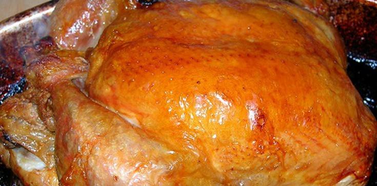 Pollo all'aglio, czyli kurczak w czosnku - po włosku - zdjęcie