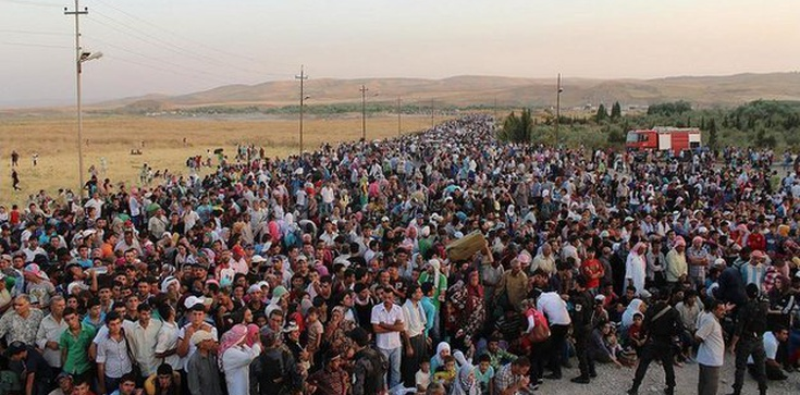 Kurd z Iraku szczerze: Oni jadą do Niemiec dla pieniędzy - zdjęcie