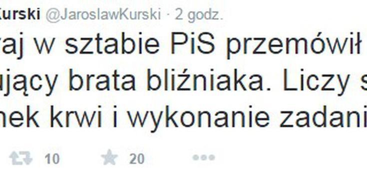 """Skandaliczne! Dziennikarz """"Wyborczej"""" kpi z """"opłakującego brata bliźniaka"""" - zdjęcie"""