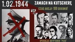 75. lat temu od kul żołnierzy AK zginął niemiecki zbrodniarz Franz Kutschera - miniaturka