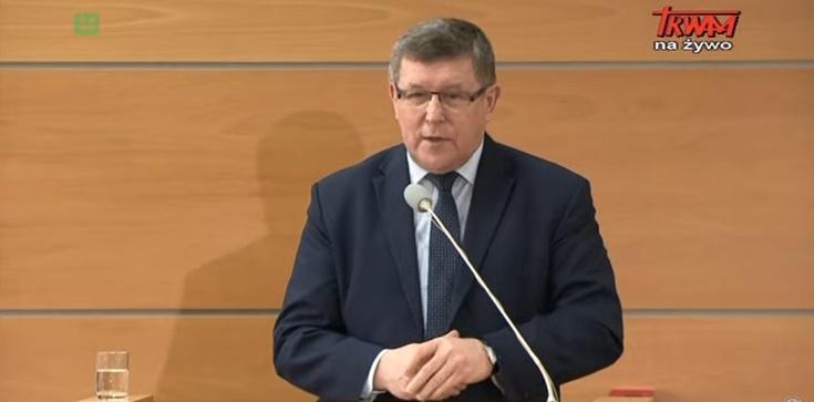 Zbigniew Kuźmiuk: Kraje UE potrzebują budżetu jak powietrza - zdjęcie