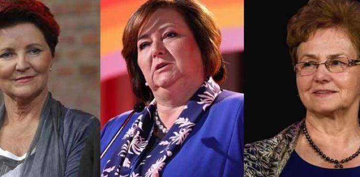 Komorowska, Kwaśniewska, Wałęsowa za zabijaniem nienarodzonych - zdjęcie