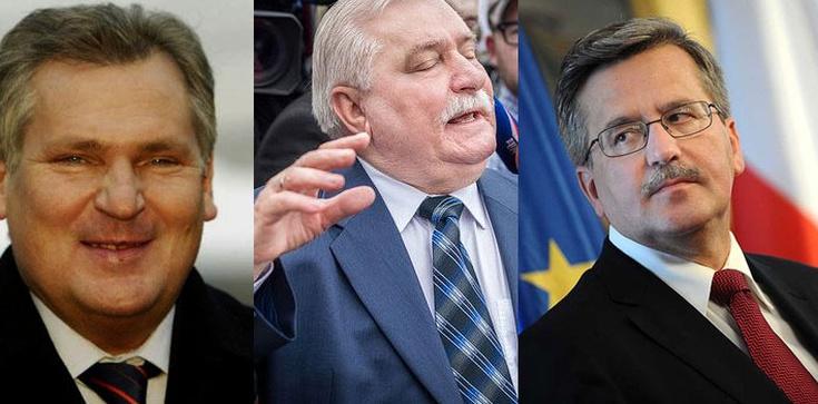 """Byłych prezydentów złapała histeria: """"Brońmy naszych wartości, naszej ojczyzny, wspólnej Europy!"""" - zdjęcie"""