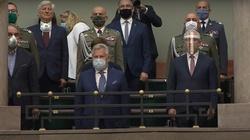 Kwaśniewski o swojej obecności na zaprzysiężeniu prezydenta Dudy: ''Jestem tu z trzech powodów'' - miniaturka