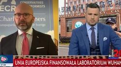 """[Wideo] SZOK! Szwedzki europoseł: """"UE finansowała produkcję wirusa w laboratorium w Wuhan""""  - miniaturka"""