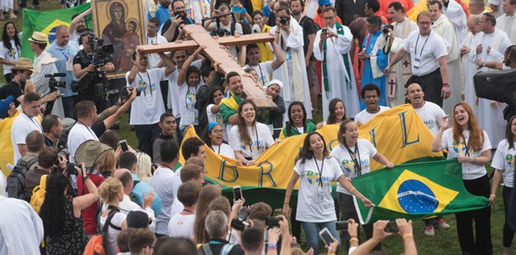 Światowe Dni Młodzieży były pięknym świętem chrześcijaństwa, Polski i wolności - zdjęcie