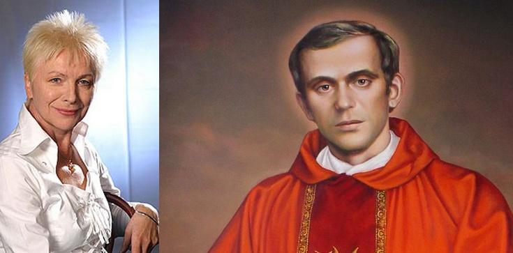 Syn aktorki uzdrowiony za wstawiennictwem bł. ks. Jerzego Popiełuszki - zdjęcie