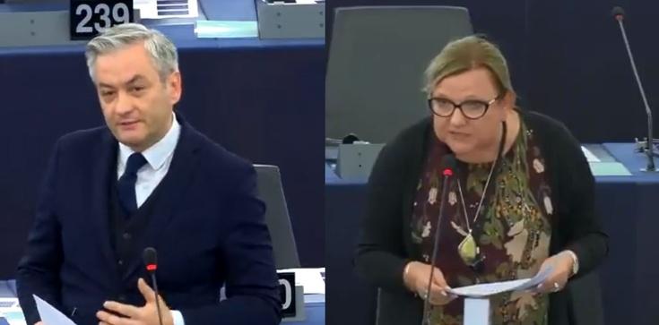 Mocne! Beata Kempa w PE: Panie Biedroń, czy pan jest za propagowaniem pedofilii? - zdjęcie