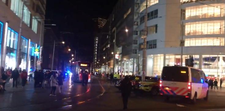 Terrroryści atakują! Najpierw Londyn, a teraz Haga! Są ranni - zdjęcie