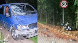 Tragiczny wypadek! 16-letni motocyklista miał całe życie przed sobą, a kierowca busa ponad promil alkoholu w organizmie - miniaturka