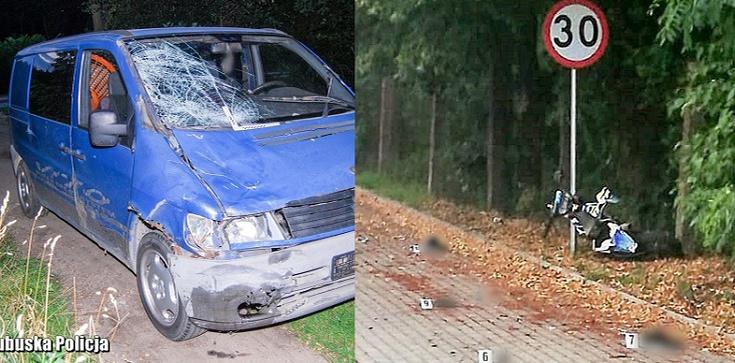 Tragiczny wypadek! 16-letni motocyklista miał całe życie przed sobą, a kierowca busa ponad promil alkoholu w organizmie - zdjęcie