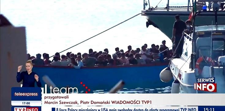Włochy. Na Lampeduzie stan wyjątkowy, a UE milczy. Czy grozi nam kolejny kryzys migracyjny? - zdjęcie