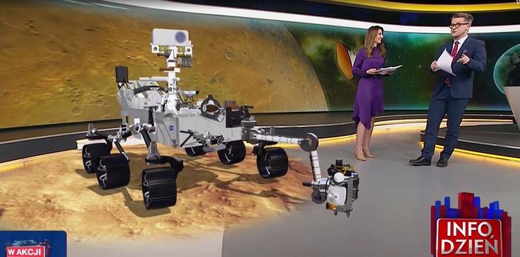 """NASA. Dzisiaj na Marsie lądowanie pierwszego łazika planetarnego """"Perseverance"""" [Wideo] - zdjęcie"""