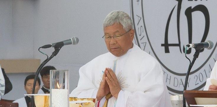Na czele Kongregacji ds. Duchowieństwa stanie biskup z Korei Południowej - zdjęcie