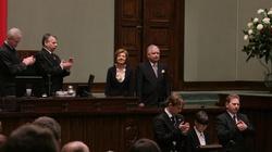 Dziś 15 rocznica zaprzysiężenia Śp. Prezydenta Lecha Kaczyńskiego - miniaturka