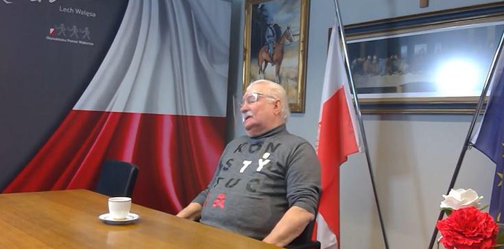 Wałęsa: Już 20 lat temu ostrzegałem przed pandemią i migracjami [Wideo] - zdjęcie