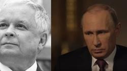 Wildstein: Lech Kaczyński - człowiek gotowy stanąć przeciw Putinowi - miniaturka